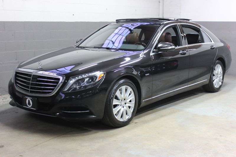 2014 Mercedes-Benz S-Class S 550 Plainview NY