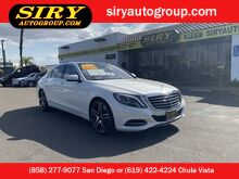 2014_Mercedes-Benz_S-Class_S 550_ San Diego CA