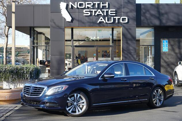 2014_Mercedes-Benz_S-Class_S 550_ Walnut Creek CA