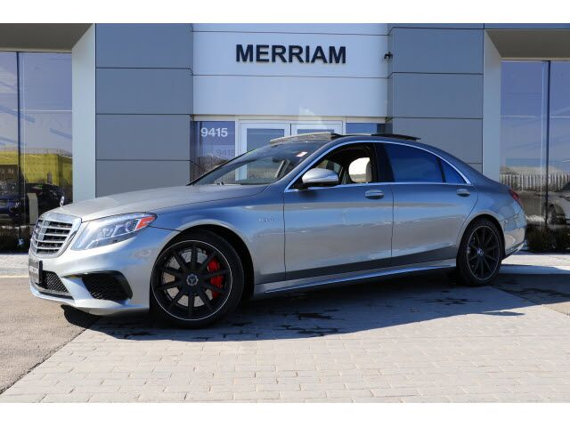 2014 Mercedes-Benz S-Class S 63 AMG® Merriam KS