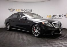 2014_Mercedes-Benz_S-Class_S 63 AMG Pano Roof,Rear Reclining Seats,360 Camera_ Houston TX