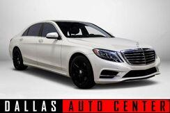 2014_Mercedes-Benz_S-Class_S550_ Carrollton TX