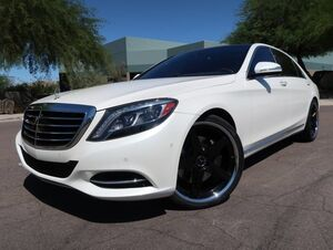 2014_Mercedes-Benz_S550_4Matic_ Scottsdale AZ