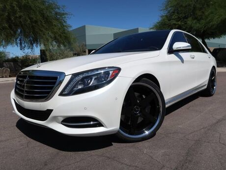 2014 Mercedes-Benz S550 4Matic Scottsdale AZ