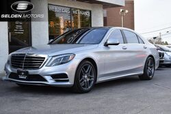 Mercedes-Benz S550 AMG Sport 4Matic 2014