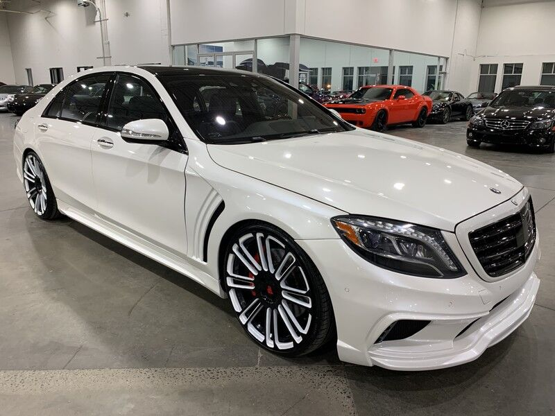 2014_Mercedes-Benz_S550_S 550_ Charlotte NC