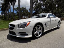 2014_Mercedes-Benz_SL-Class_SL 550_ Hollywood FL