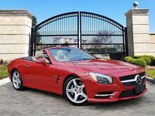 2014_Mercedes-Benz_SL-Class_SL 550_ Houston TX