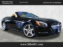 2014_Mercedes-Benz_SL-Class_SL 550_ Kansas City MO