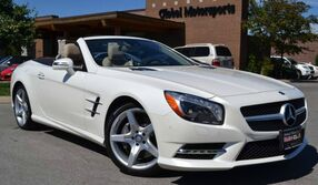 Mercedes-Benz SL-Class SL 550/Local Vehicle/LIKE NEW/Low Miles/AMG Sport/Magic Sky Roof 2014
