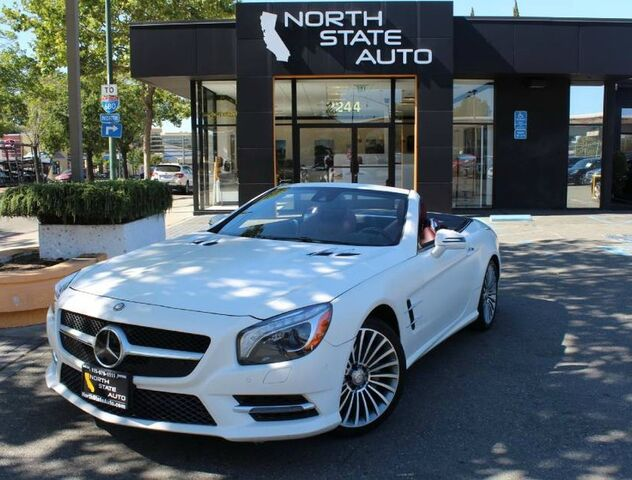 2014_Mercedes-Benz_SL-Class_SL 550_ Walnut Creek CA