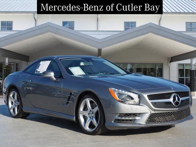 2014 Mercedes-Benz SL SL 550 Cutler Bay FL
