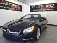 Mercedes-Benz SL550 CONVERTIBLE SPORT PKG APPEARANCE PKG COMFORT PKG AIRSCARF LANE KEEP ASSIST 2014