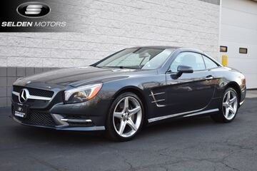 2014_Mercedes-Benz_SL550_SL 550_ Willow Grove PA