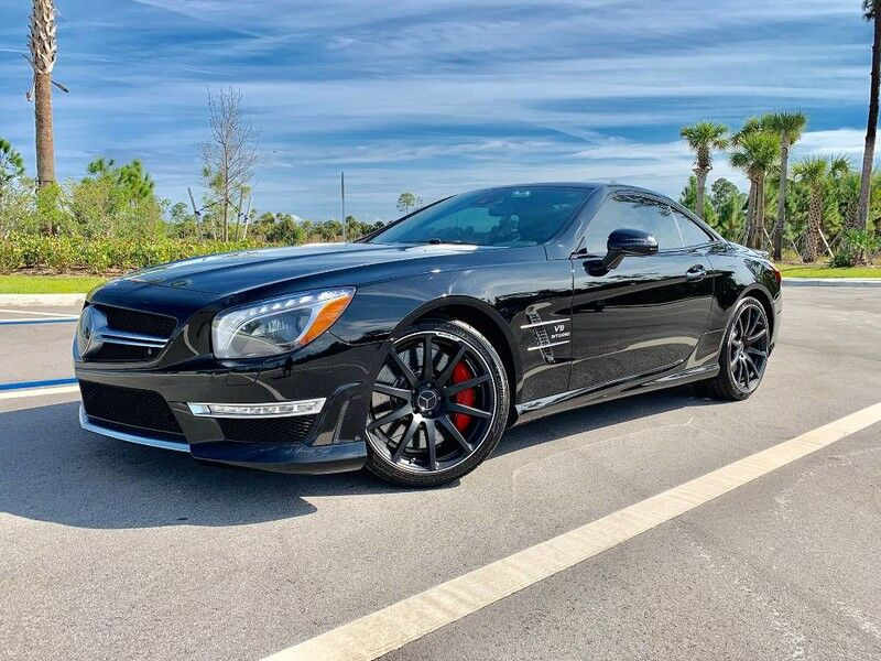 2014_Mercedes-Benz_SL63 AMG_Convertible_ Chicago IL