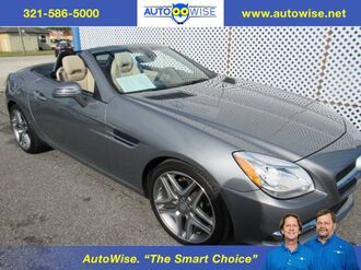 2014_Mercedes-Benz_SLK-250 MAGIC SKY CONTROL_SLK 250_ Melbourne FL