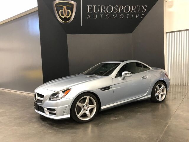 2014 Mercedes-Benz SLK-Class SLK 250 Salt Lake City UT
