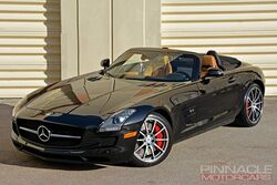 Mercedes-Benz SLS AMG GT Roadster 2014
