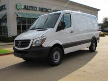 2014_Mercedes-Benz_Sprinter_2500 144-in.WB, DIESEL, 3 PASSENGER, AM/FM/BLUETOOTH, POWER WINDOWS/LOCKS/MIRRORS_ Plano TX