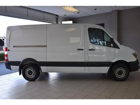2014_Mercedes-Benz_Sprinter 2500_Cargo_ Medford OR