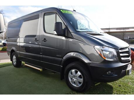 2014_Mercedes-Benz_Sprinter 2500_PASSENGER_ Medford OR