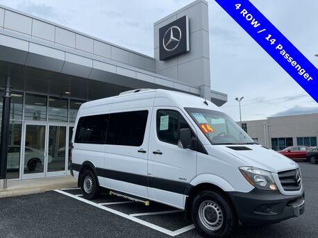 2014_Mercedes-Benz_Sprinter 2500_Passenger 144 WB ** 14 Passenger ** Turbodiesel **_ Salisbury MD