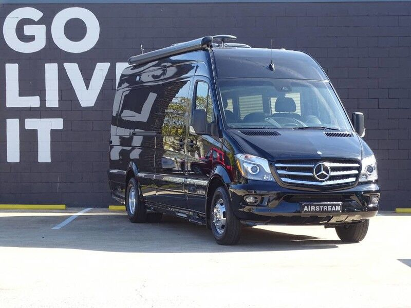 2014 Mercedes Benz Sprinter Airstream