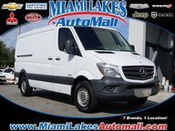 2014 Mercedes-Benz Sprinter Cargo 2500 144 WB Miami Lakes FL