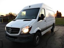 Mercedes-Benz Sprinter Cargo Vans  2014