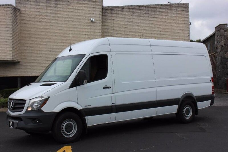 2014 Mercedes-Benz Sprinter Cargo Vans Plainview NY