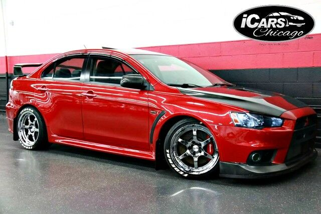 2014 Mitsubishi Lancer Evolution GSR 4dr Sedan Chicago IL
