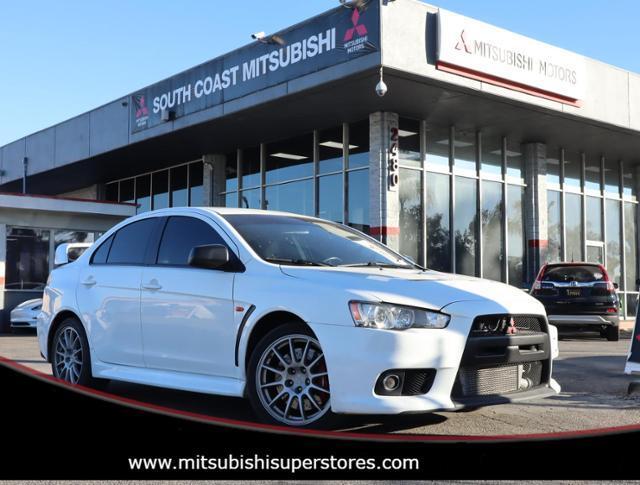2014 Mitsubishi Lancer Evolution GSR Cerritos CA
