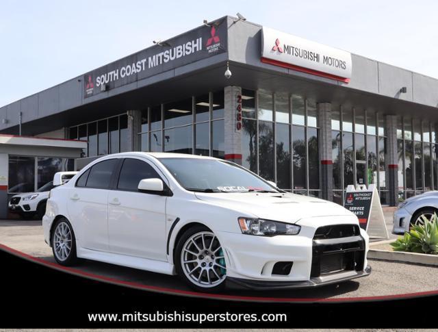 2014 Mitsubishi Lancer Evolution GSR Costa Mesa CA