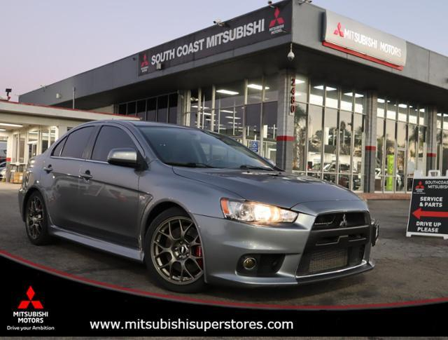 2014 Mitsubishi Lancer Evolution MR Costa Mesa CA