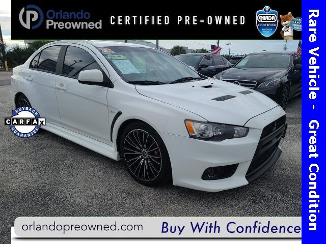 2014 Mitsubishi Lancer Evolution MR Orlando FL