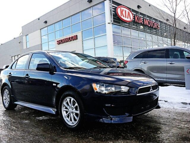 2014 Mitsubishi Lancer SE AWD 2.4L *BLUETOOTH/HEATED SEATS/CRUISE CONTROL* Edmonton AB