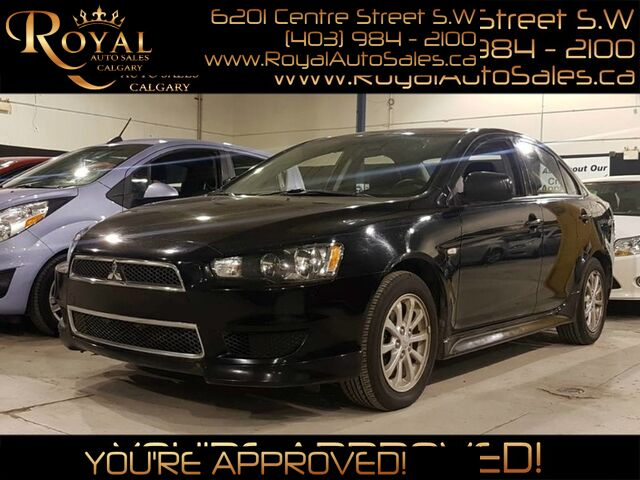 2014_Mitsubishi_Lancer_SE w/ HEATED SEATS, BLUETOOTH_ Calgary AB