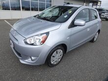 2014_Mitsubishi_Mirage_DE_ Burlington WA