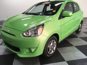 2014_Mitsubishi_Mirage_DE_ Chattanooga TN