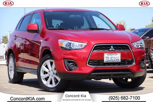 2014 Mitsubishi Outlander Sport ES Concord CA