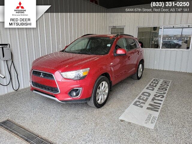 2014 Mitsubishi RVR GT Red Deer County AB