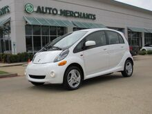 2014_Mitsubishi_i-MiEV_ES CLOTH SEATS, CD PLAYER, HTD SEATS, AM/FM RADIO, POWER LOCKS/WINDOWS/MIRRORS_ Plano TX