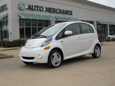 2014 Mitsubishi i-MiEV ES CLOTH SEATS, CD PLAYER, HTD SEATS, AM/FM RADIO, POWER LOCKS/WINDOWS/MIRRORS Plano TX
