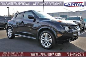2014_NISSAN_JUKE_SL_ Chantilly VA