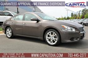 2014_NISSAN_MAXIMA_3.5 S_ Chantilly VA
