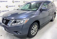 2014_NISSAN_PATHFINDER S; SL; PL__ Kansas City MO