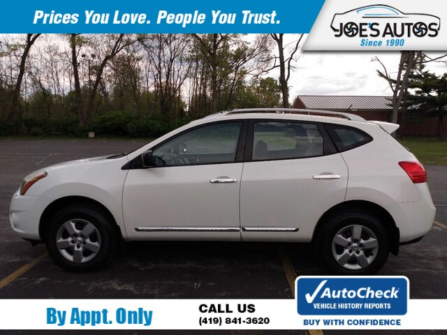 2014 NISSAN ROGUE SELECT S Toledo OH