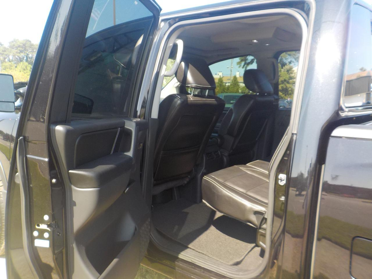 2014 NISSAN TITAN PRO-4X CREW CAB 4X4, NAVIGATION, BLUETOOTH, TOW PACKAGE, SUNROOF, ONLY 68K MILES! Virginia Beach VA