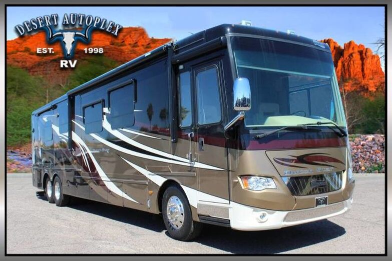 2014 Newmar Dutch Star 4374 Quad Slide Class A Diesel RV Mesa AZ