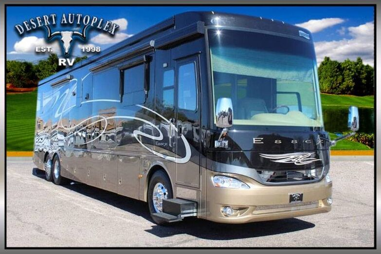 2014 Newmar Essex 4553 Triple Slide Class a Diesel RV Mesa AZ